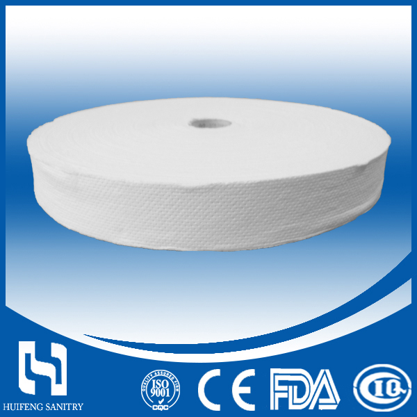SAP airlaid paper for sanitary napkin for woman napkin absorbent paper