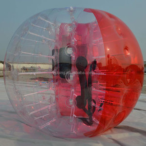 Cheap inflatable ball suit, knocker ball, roll inside inflatable ball D5104
