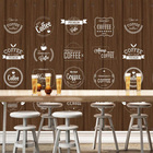 Relaxing tea time with friends theme customize wallpaper roses wood brown tea coffee leather wall panels