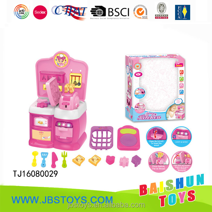 Bread machine kitchen toy
