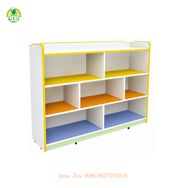 Preschool Furniture Cabinet Shelves