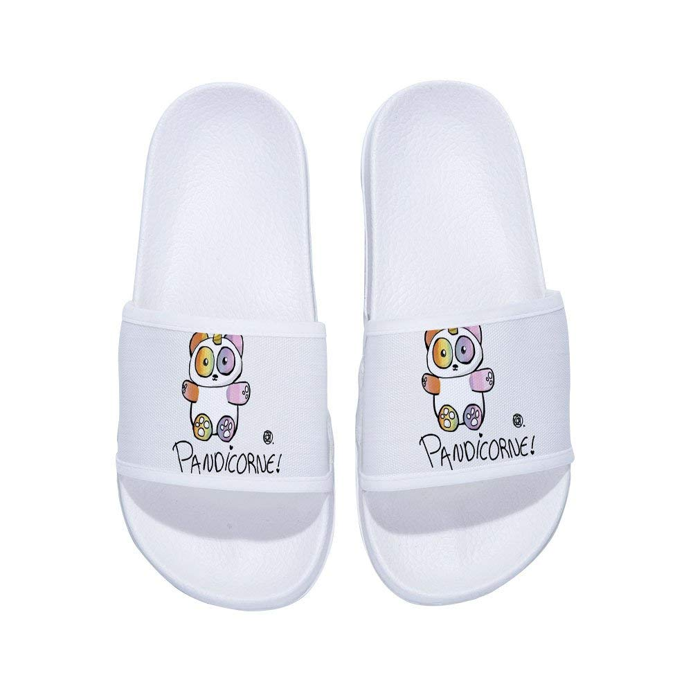 c5641e0925854 Get Quotations Wilbur Gold Boys S Panda Shower Shoes Bathroom Slippers Gym  Soft Sole Open Toe Gold House Slippers Find Deals On Line At