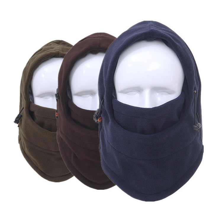 High Quality Neoprene Winter Outdoor Warm Face Mask For Camping Hiking Riding Working
