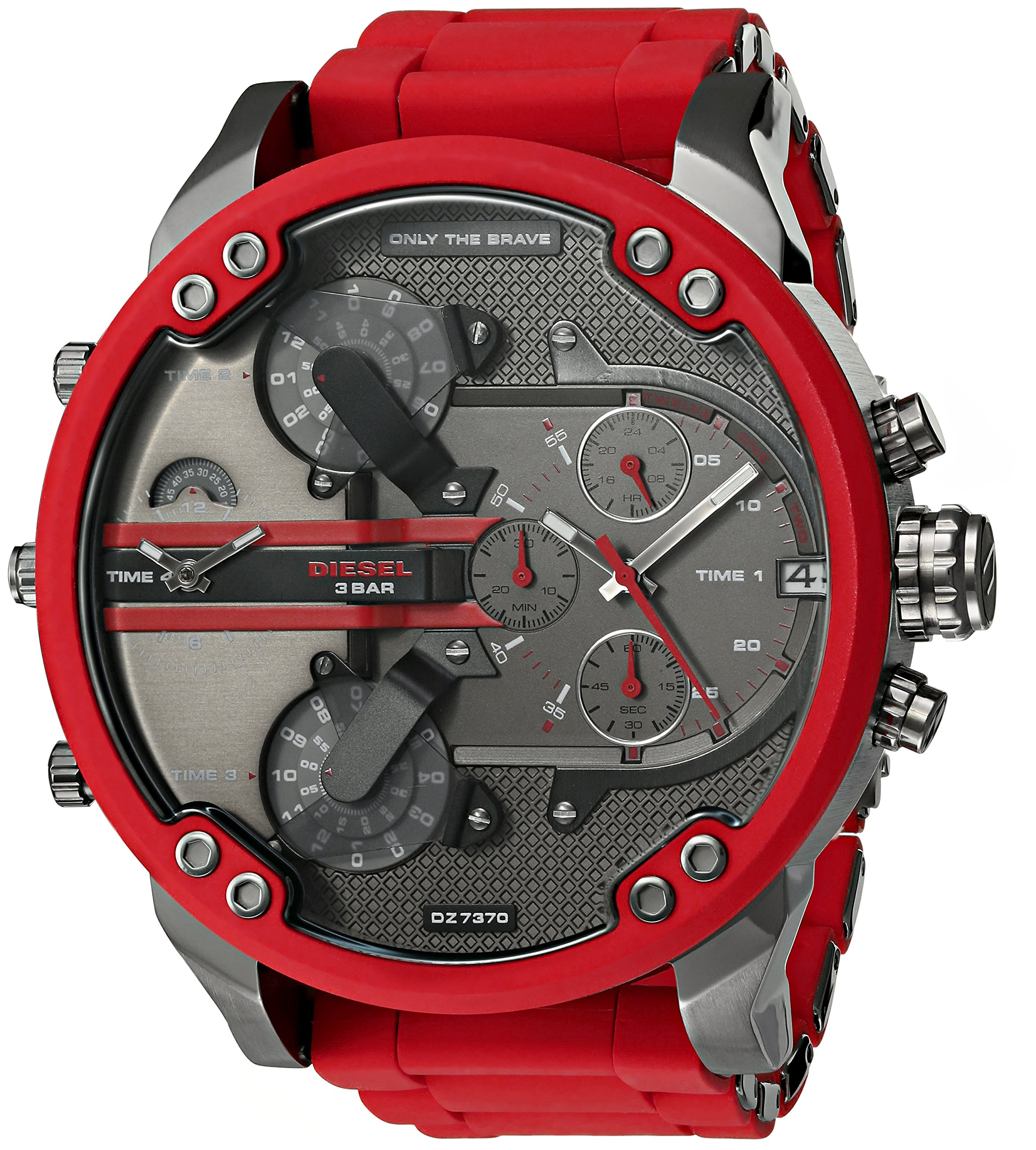763d06e51b4 Buy Diesel Mens Mr. Daddy Red Watch in Cheap Price on Alibaba.com