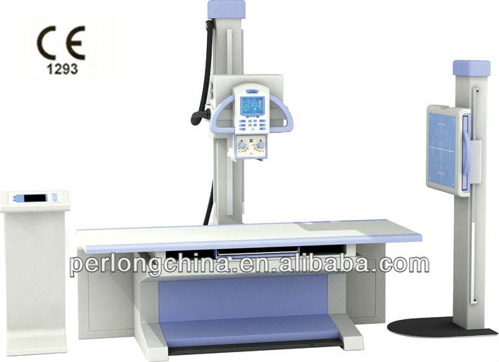Medical Equipment 200mA Stationary X-ray Radiograph System XM160