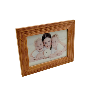 Unusual Custom Simple Design kids 5x7 plain wooden photo picture frame wholesale