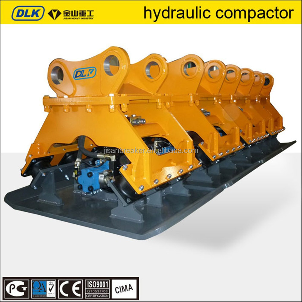 High-quality VOLVO EC120 Hydraulic Compactor for excavator