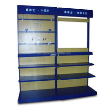 OW-A35 multifunction Dulux Paint Display Shelf for paint shop