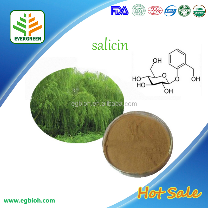 White willow extract,white willow bark extract salicin 98%,Salix Alba