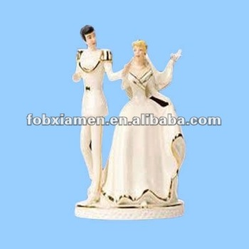 Cinderella Wedding Pure White Cake Stand