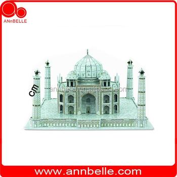 3d Puzzle World Architecture Taj Mahal (india)