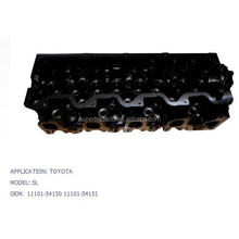 CYLINDER HEAD SERIES USED FOR TOYOTA MODEL 5L OEM 11101-54150 11101-54151