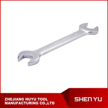 Mirror Polished hand tools and chrome plated open end wrench