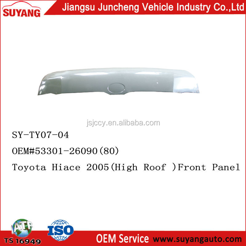OEM Auto Engine Hood/Bonnet For Toyota Bus Hiace Body Parts