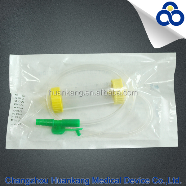 Medical disposable sterile sputum aspirator adult & infgant mucus extractor