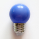 G45 0.5W E27 Super bright led globe colorful lights bulb lamp for home decoration