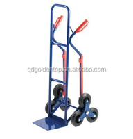 200KG Stair Climber hand truck with solid wheels