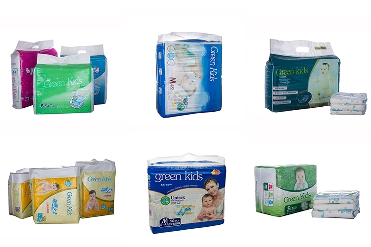 Attractive Price Disposable Adult Diaper for the Old Men  Adult for Elderly Factory in China