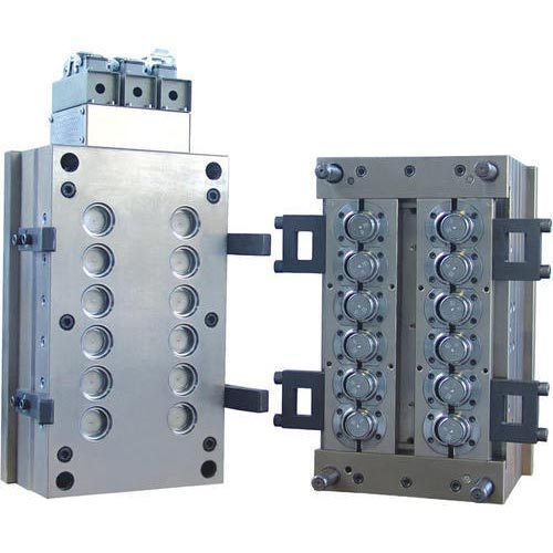 12 or 24 Cavity Plstic Injection Water Cap Mould