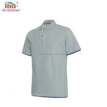 Pure color high quality dri fit golf polo shirts