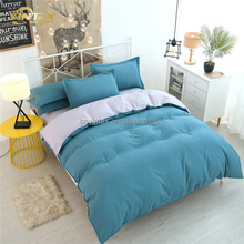 wholesale customized Home Adult bedsheet microfiber 3d printed bed sheet set