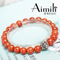 L519 High Quality Lion Bracelets Jewlery #Custom Logo Beaded Bracelets