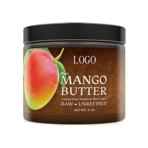 Raw Unrefined Organic Hair And Skin Mango Butter