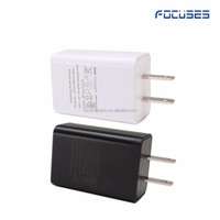 Wholesale Price EU US Plug 5V 2A Universal Portable White Black Micro USB Wall Charger For Iphone Samsung