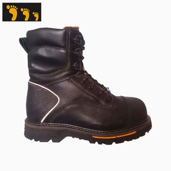bc7a1d9df2b Durable Brown Genuine Leather Pvc Work Boots, View men's safety shoes, OEM  Product Details from Tianjin Tianxing Kesheng Leather Products Co., Ltd. on  ...