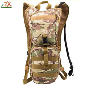 4dca2719941b Outdoor hydration backpack with 3l water bladder,tactical water bag backpack