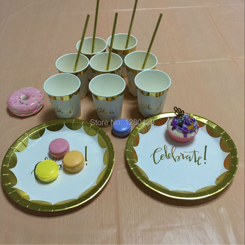 615f94945 pcs lot Baby Shower Happy Birthday Party Paper Plates Cups Glass Mickey  Mouse Cartoon Kids