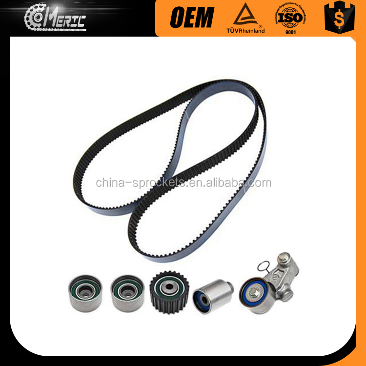 OEM High volume Non-slipping All size PU Timing endless belt pulley