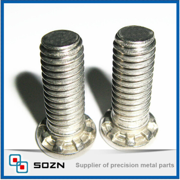 non-flush self clinching PEM studs