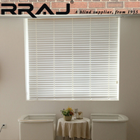 RRAJ Window Decoration Windowblinds Wood Materi Blind