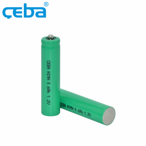 Excellent Life Cycle 1.2V 600mAh High Power The Nimh Battery Storage