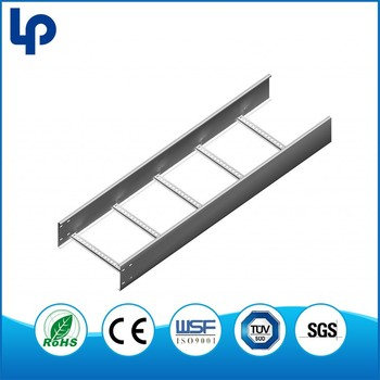 Electrical Power Telecom Cable Tray Ladder Types