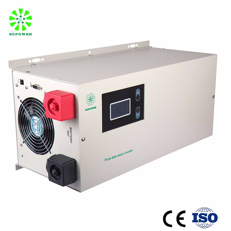 3KW 4KW 5KW 6KW <strong>DC</strong> to AC Solar Water Pump Inverter for irrigation