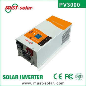 must Solar> Pv3000 Series 1-6kw Low Frequency Off-grid Electric ...