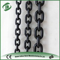 Industrial capacity 20 ton heavy duty welded lifting chains