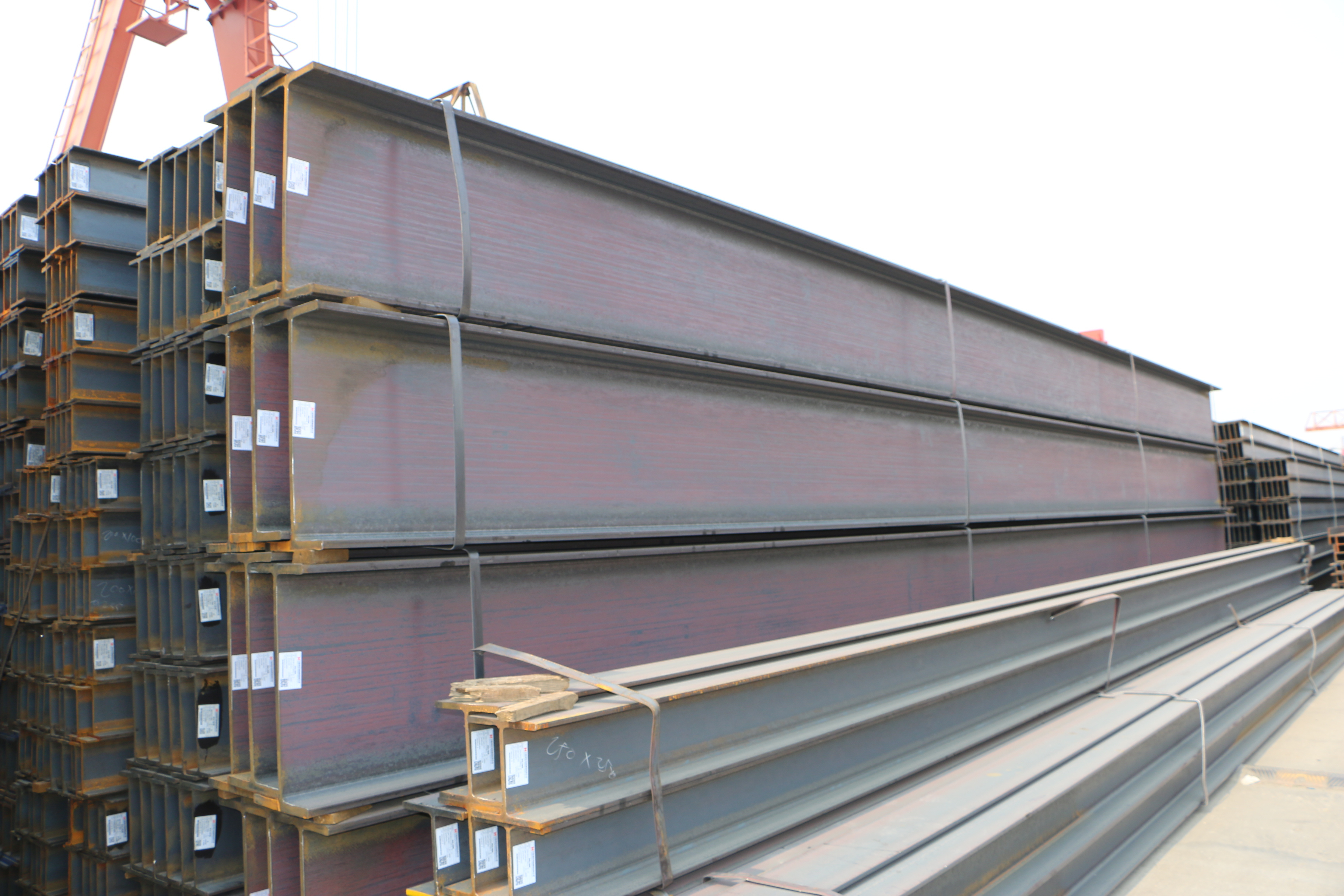 Hot Rolled Mild Steel H-Beam For Structure Building