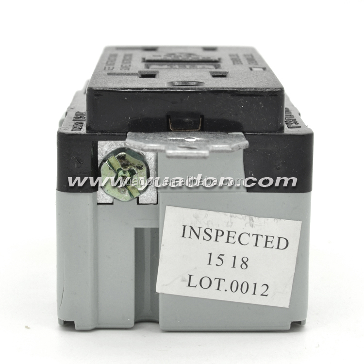 LIDE -GFCI 125V/250V 20A indoor use leakage protection switch GFCI