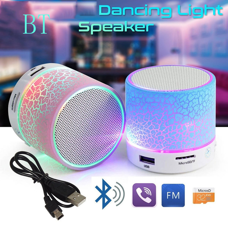2019  speaker OEM custom logo mini travel outdoor high quality  s10  bluetooth speaker with TF card