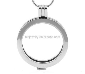 High quality stainless steel coin holder pendant necklace euro coin high quality stainless steel coin holder pendant necklace euro coin holder aloadofball Gallery