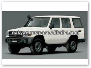 Toyota Land Cruiser HZJ76 4.2 LT Diesel Manual - MPID1651