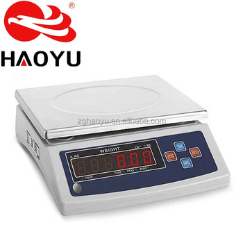 Kitchen Scale Digital Commercial Postal Electronic Weight Scales Food