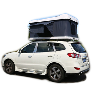 SUV Camper Roof Top Tent with rack For Sale