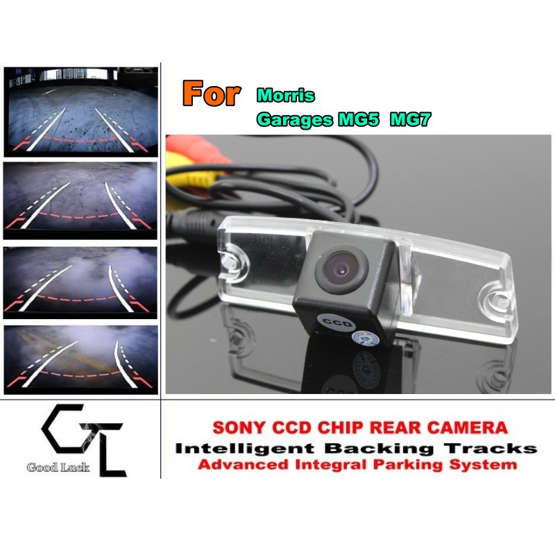 For Morris Garages MG5 MG 5 MG7 MG 7 Car Reverse Rear Camera with Parking Assistance