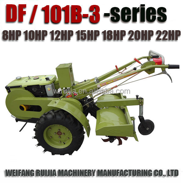 Tractor China Made Agricultural Rotovator Tiller /names Of ...