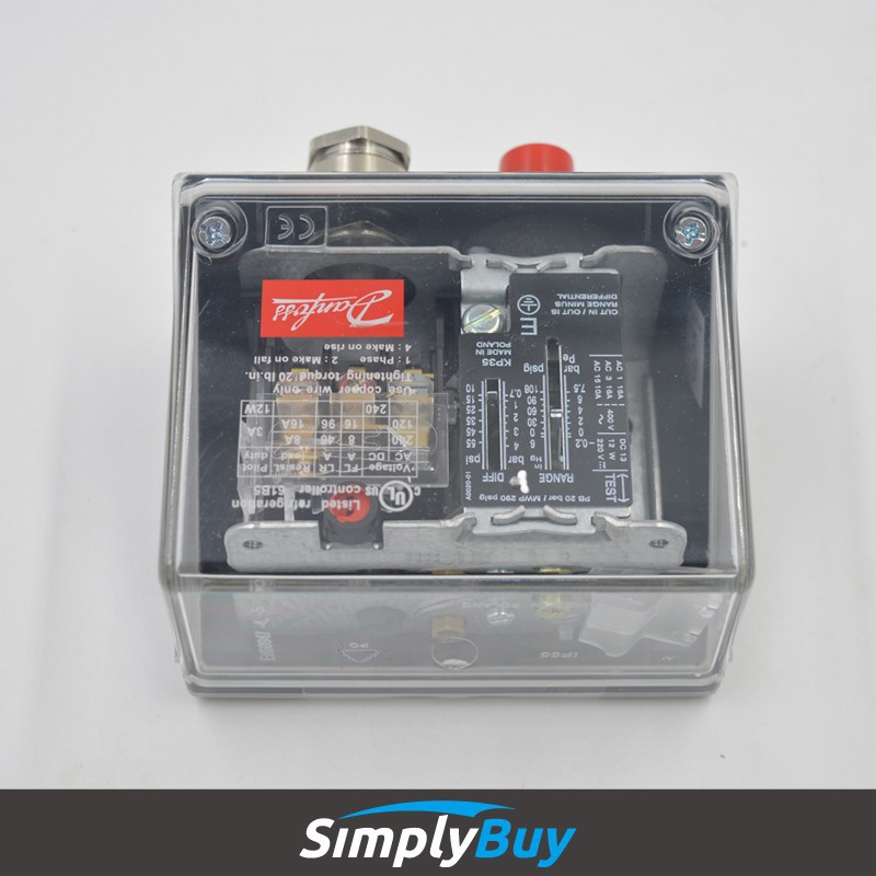 Original Danfoss Pressure Switch Supplier