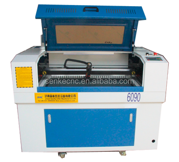 building model line/ ABS/paper laser engraving laser engraving cutting 60w co2 tube laser cutting machines price